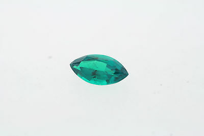8.0mm x 4.0mm Marquise Cut Loose Lab Created Emerald