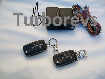 Fiat Punto Uno Keyless Entry Kit Remote Central Locking