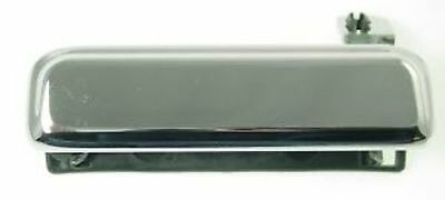 1979-1993 Ford Mustang outer DOOR HANDLE CHROME - LH