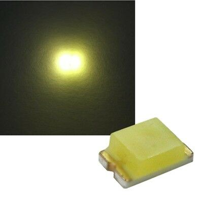 50 Warm Weisse Smd Leds 0805 Warmweiss Golden Weiss Smds Mini Led Lok