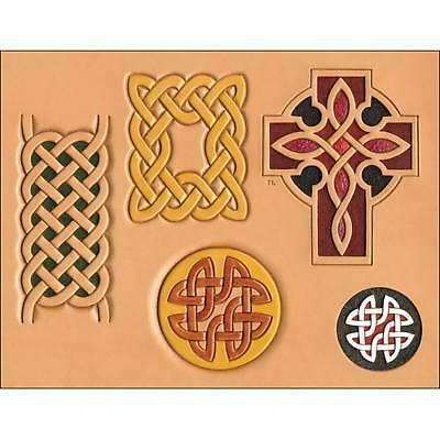 Craftaid Celtic I Tamplate 76613-00 by Tandy Leather