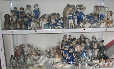 WHOLESALE 167 Bing & Grondahl figurines