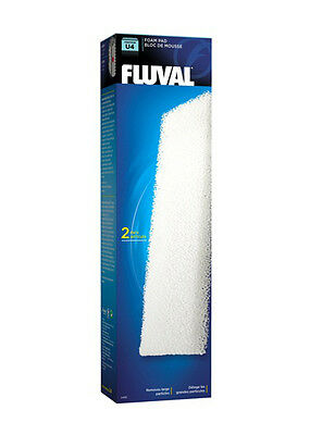 Fluval U4 Filter Foam Genuine Hagen Replacement sponge