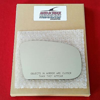 NEW Mirror Glass 00-06 MERCEDES S430 S500 S600 Passenger Side **FAST SHIPPING**