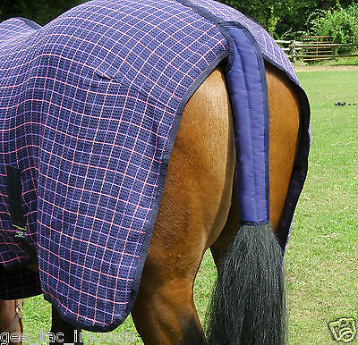 Gee Tac Rug  Horse* Waterproof* Tail Guard Padded Full