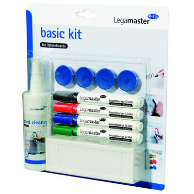 Legamaster Whiteboard Magnettafel Basic Kit | Neu