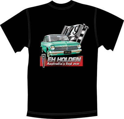 Eh Holden T Shirt All Sizes