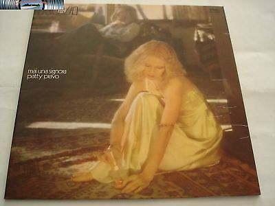 Patty Pravo - Mai una signora -  LP - 1974