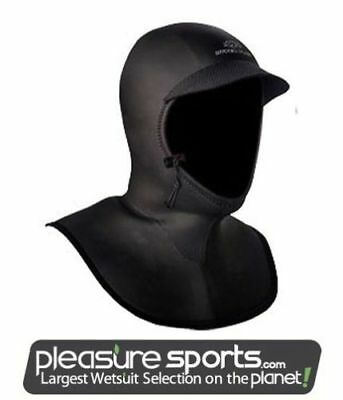 Hyperflex Bibbed 3mm (3/2mm) Neoprene Hood NEW!