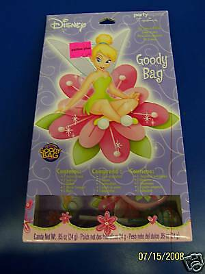 Hallmark Disney's Tink Tinkerbell Party Favor Goody Bag