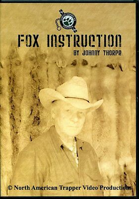 Thorpe, Fox Trapping Instruction traps trap