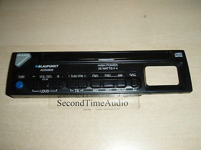 Blaupunkt ACD2800 Faceplate Tested Good Guaranteed!