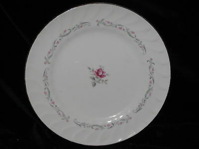 FINE CHINA OF JAPAN - ROYAL SWIRL - DINNER PLATE