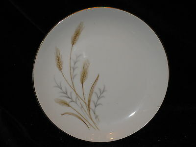 FINE CHINA OF JAPAN - GOLDEN WHEAT - BREAD & BUTTER