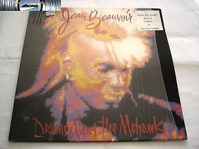 Jean Beauvoir - Drums along the mohawk - LP 1986 NUOVO