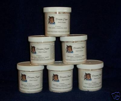 Dream Clean Doll Cleaner Lot - Save $$ - 2 JARS