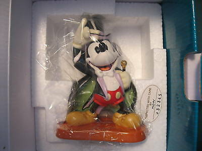 1997 WDCC MEMBER KIT Magician Mickey Mouse ON WITH THE SHOW Disney Classics