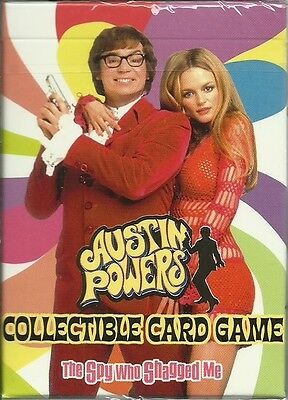 Austin Powers, The Spy Who Shagged Me Ccg - Starter Deck