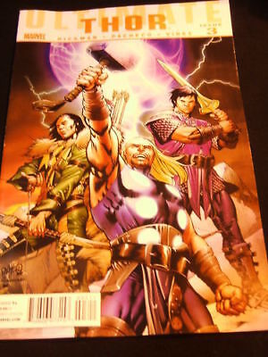 Ultimate Comics Thor #3 Hickman Comic