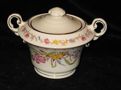 SYRACUSE - Bombay - SUGAR BOWL WITH LID