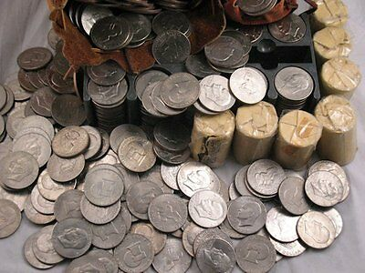 Eisenhower Ike Dollar Hoard - Lot of 10 - Mixed Date