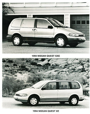 1994 Nissan Quest Press Photo Print and Release