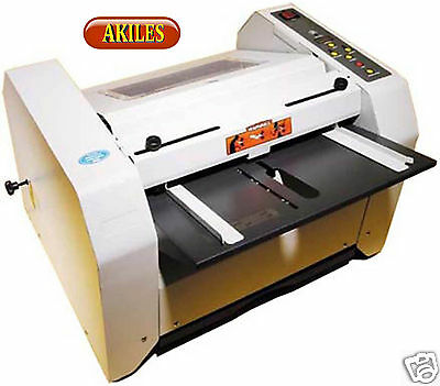 Akiles BookletMac Booklet Maker Semi Automatic Folder Stitcher Stapler ( New )