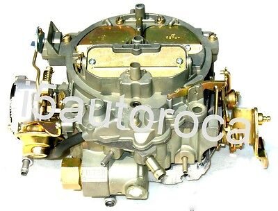 Chevrolet Carburetor Electric Choke Conversion Rochester Quadrajet 1967 327 350