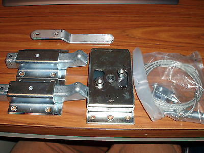 10168000001 Up Time Parts Chevy P30 Mechanism Kit Rear Door Rear