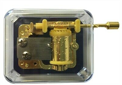MEMORY from Cats Hand Crank Music Box Hurdy Gurdy