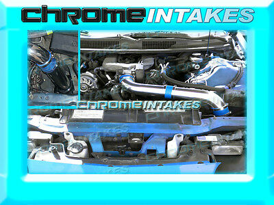 BLUE 2007-2011//07-11 CHEVY MALIBU//PONTIAC G6 3.6 3.6L V6 FULL AIR INTAKE KIT