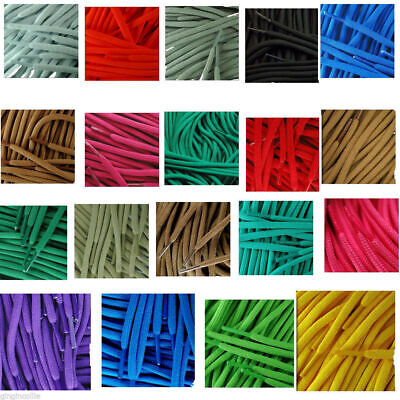 TZ Laces® Branded Cord Round Strong 5mm Laces Shoes Boots Hiking-Boots