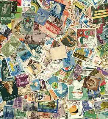 stamps EGYPT packet 300 all DIFFERENT LARGE COLLECTION FINE USED POSTAGE STAMPS