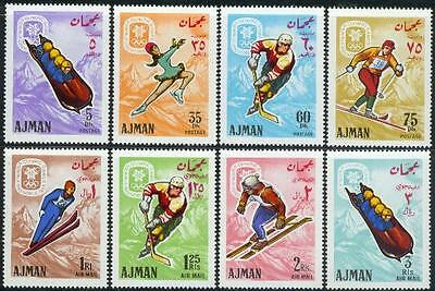 Ajman 1967 ** Olympische Winter Spiele Olympic Games