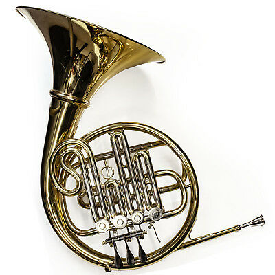 CHASE French Horn Bb Outfit + Case - Student to Advanced Player