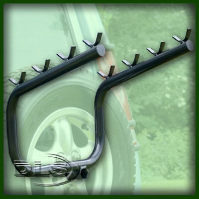 LAND ROVER DISCOVERY 2 CYCLE CARRIER BIKE RACK`99-`04