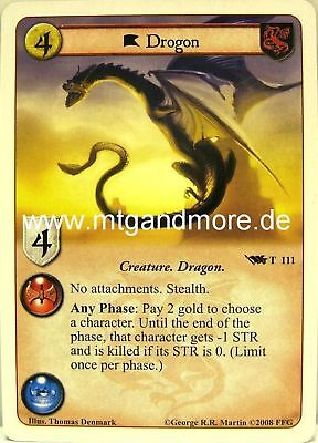 A Game of Thrones - 1x Drogon  #111