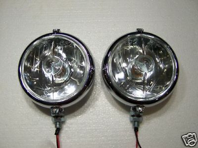 Marchal 672/682 Driving Lights (new)5 3/4""