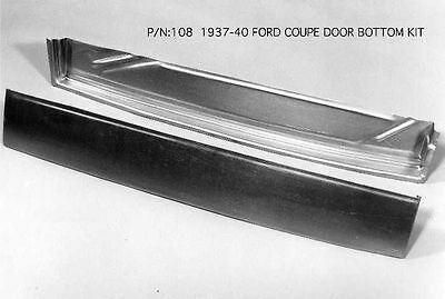Ford 4 Door Sedan Business Coupe Delivery Door Kit Right 1937-1940 #108R EMS