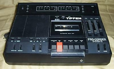 Tiffen Pro Corder System II Slide Projector (Sync to Sound) Controller Unit