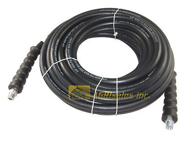 "Suttner 3/8"" x 100' Pressure / Power Washer Hose - 4000 PSI"
