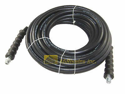"Suttner 3/8"" x 75' Pressure / Power Washer Hose - 4000 PSI"