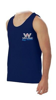 WESTERN STAR TRUCK MENS SINGLET  All sizes