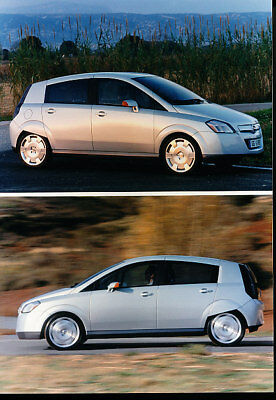 2000 Opel G90 Concept Press Photo Print and Release