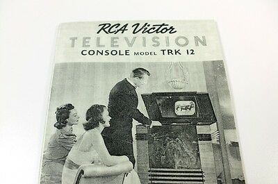 rca television instruction manual