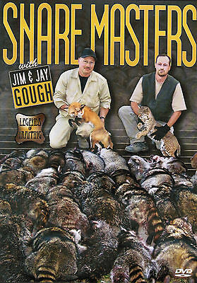 dvd-Jim & Jay Gough - Snare Masters, trap, trapping