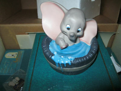 1995 WDCC FULL MEMBER KIT DUMBO SIMPLY ADORABLE - Disney - NEW