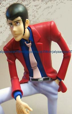 Lupin the 3rd figure 2nd Session anime official Ichiban Kuji Banpresto Authentic