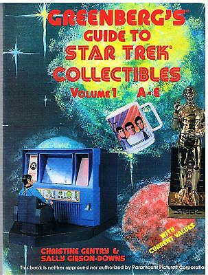 Greenberg´s Guide to Star Trek Collectibles Volume 1