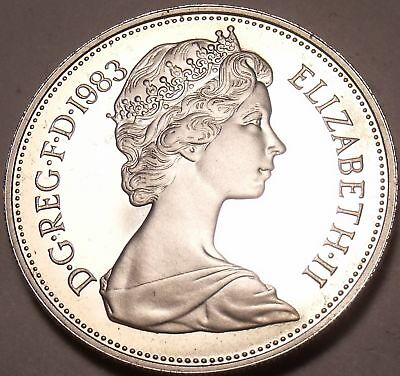 Cameo Proof Great Britain 2001 20 Pence~We Have a Huge Selection Of Proofs~Fr//Sh